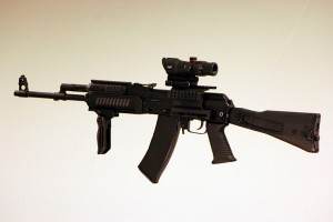 Saiga-AK74-tactical